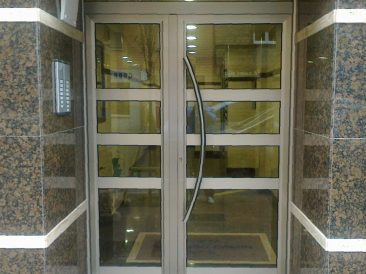 Puerta Portal 13