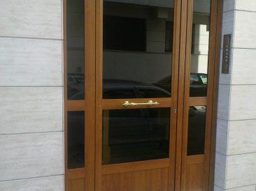 Puerta Portal 19