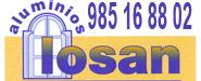 Aluminios Losan | 985 16 88 02 | Carpintería de Aluminio y PVC