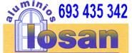 Aluminios Losan | 693 43 53 42 | Carpintería de Aluminio y PVC